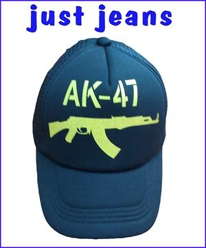 Τζοκευ  Καπέλο  AK-47  με διχτυ